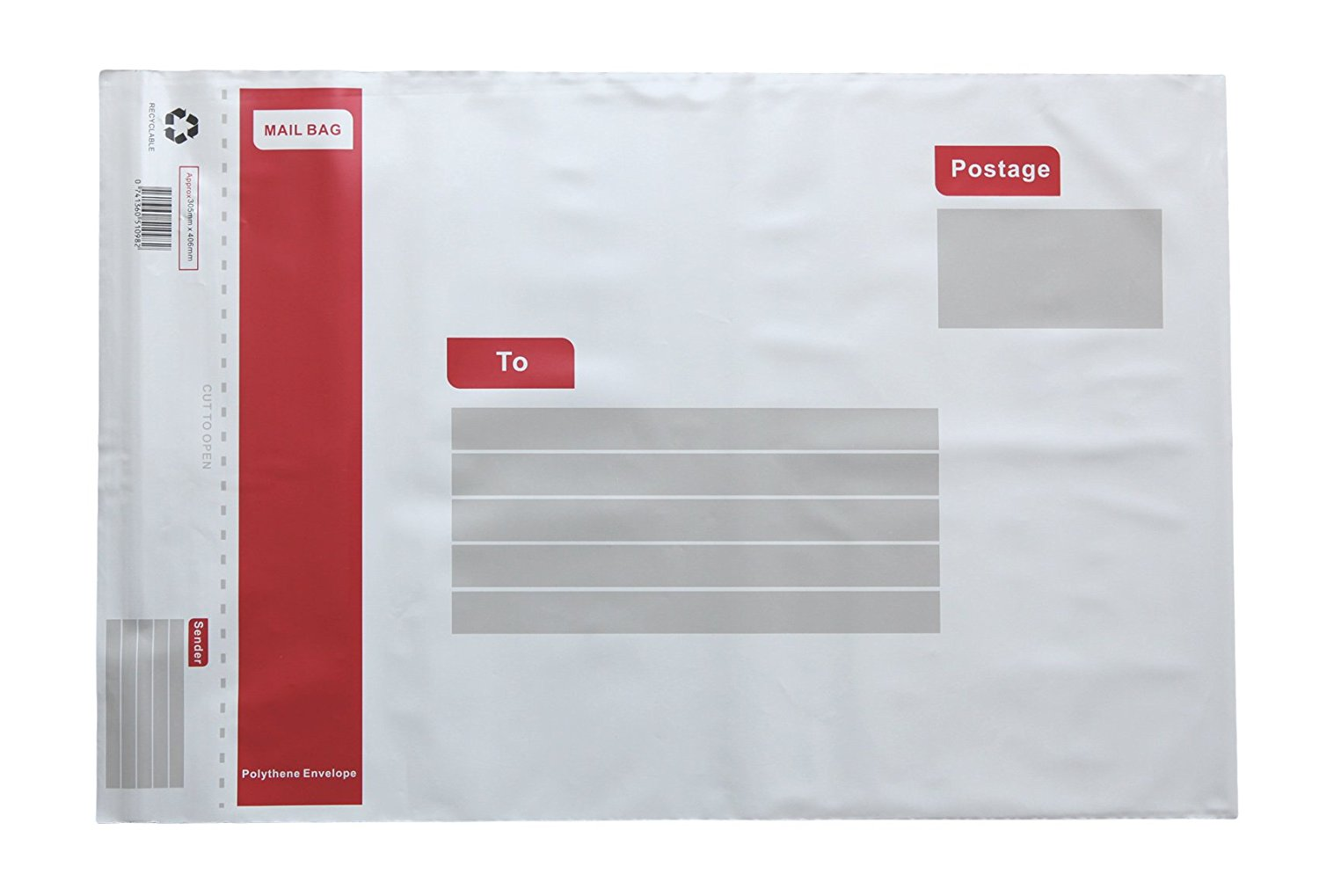 Polythene Mailing Bags